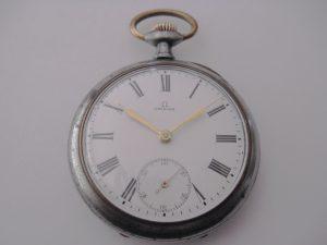 Uhren-Steindl_Omega_Taschenuhr_um1910_Bild_1