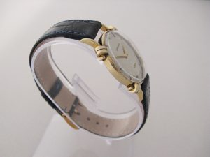 Uhren-Steindl-Longines-Vintage-Gold-14kt-USA-CAN-ca-1950-Manufakturwerk-Bild-3