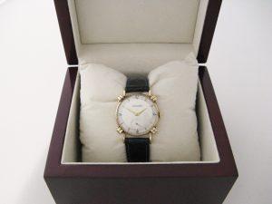 Uhren-Steindl-Longines-Vintage-Gold-14kt-USA-CAN-ca-1950-Manufakturwerk-Bild-6
