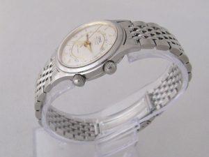 Uhren-Steindl-Oris-Wrist-Alarm-Wecker-Vintage-Handaufzug-Edelstahlarmband-Beschreibung-1989-1990-Sammler-Bild-2