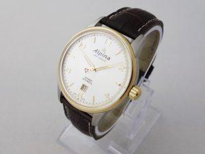 Uhren-Steindl-Alpina-Alpiner-Automatik-bicolor-42mm-kompl.-Full-Set-ohne-Eintrag-Bild-1