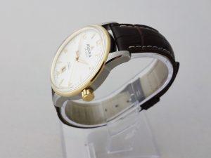 Uhren-Steindl-Alpina-Alpiner-Automatik-bicolor-42mm-kompl.-Full-Set-ohne-Eintrag-Bild-2