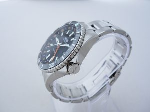 Uhren-Steindl-Mido-Ocean-Star-Captain-V-GMT-Automatik-Powermatic-80-Full-Set-Bild-2