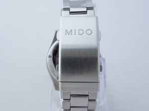 Uhren-Steindl-Mido-Ocean-Star-Captain-V-GMT-Automatik-Powermatic-80-Full-Set-Bild-5