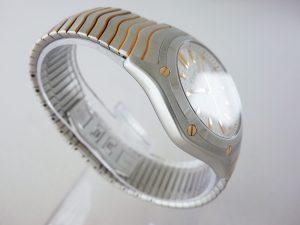 Uhren-Steindl-Ebel-Wave-Classic-Gent-Automatik-Stahl-Rosegold-18kt-Full-Set-Bild-3