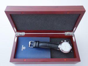 Uhren-Steindl-Poljot-Basilika-Boris-Godunow-3133-Handaufzug-Chronograph-limitiert-Full-Set-Bild-6