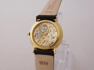 Uhren-Steindl-Fortis-Skelett-Uhr-Vintage-Handaufzug-Peseux-7001-aus-ca-1991-skeletonized-Bild-4