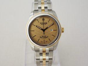 Uhren-Steindl-Tudor-Glamour-Date-Automatik-31mm-by-Rolex-Full-Set-2011-Bild-1
