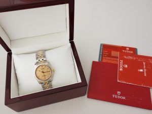 Uhren-Steindl-Tudor-Glamour-Date-Automatik-31mm-by-Rolex-Full-Set-2011-Bild-6